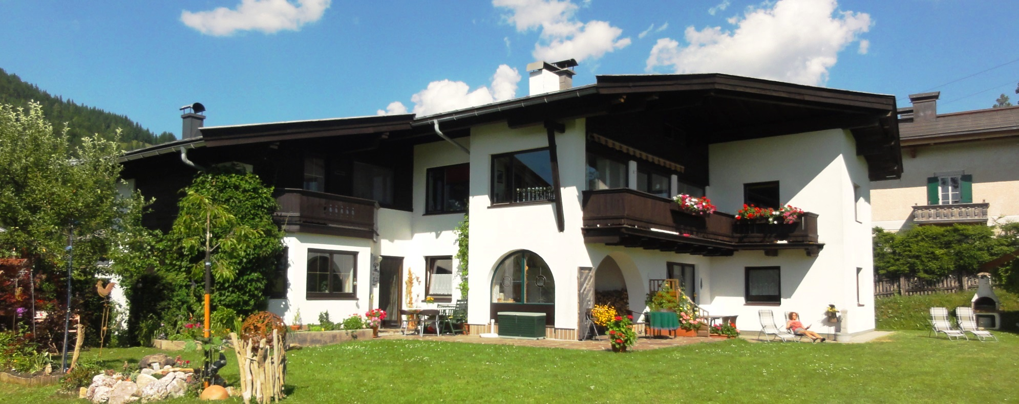 Welcome to the holiday apartments Walk, apartments Walk, holiday apartments Sophia in Hochfilzen/PillerseeTal